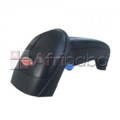 Pegasus ps-1146 wired 1d barcode scanner with stand - black - new
