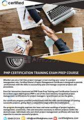 Pmp certification training exam prep course | certified ghana