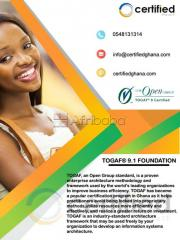 Togaf®9.1 Foundation Training classes in ghana | certified ghana