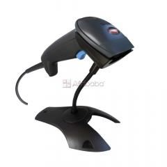 Pegasus ps-1146 wired 1d barcode scanner - black - new