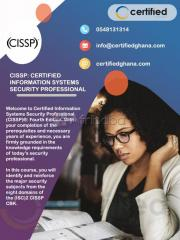 Cissp: certified information systems security professional | certified