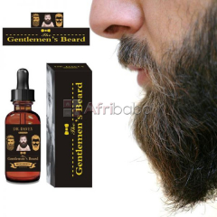 Beard growth oil made in france