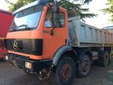 Mercedes 3535SK & other truck