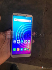 Vente d'un smartphone : techno camon x version 2018