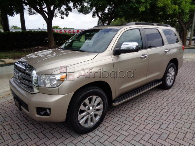 Toyota Sequoia Limited 4X4 #1