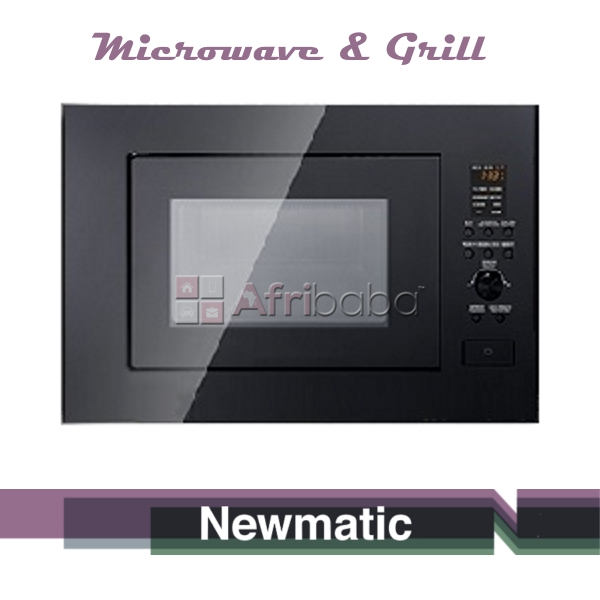 Newmatic 23eps built in microwave & grill #1