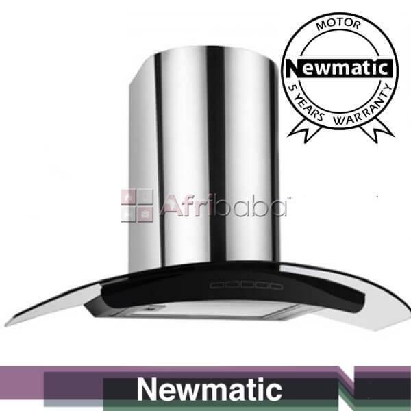 Newmatic H76.9S Kitchen Chimney Hood #1