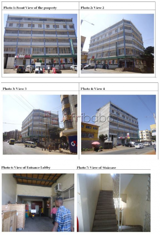 Various sizes of spaces available in Ngara, Nairobi #1