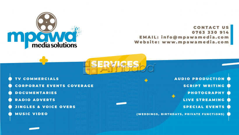 Professional Audio-Visual Services #1