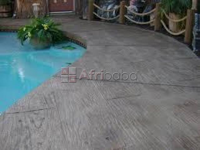 Pool Deck Repair and construction services in Kenya