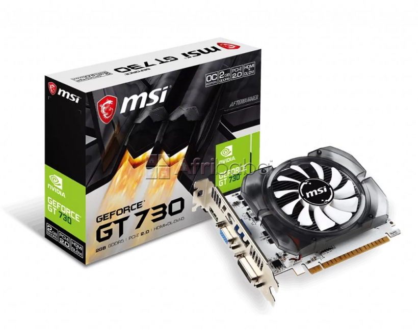Nvidia 2gb gt 730 graphics card
