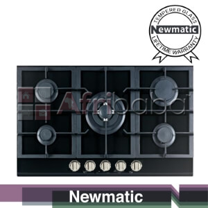 Newmatic PM950STGB Built in Cooker Hob #1