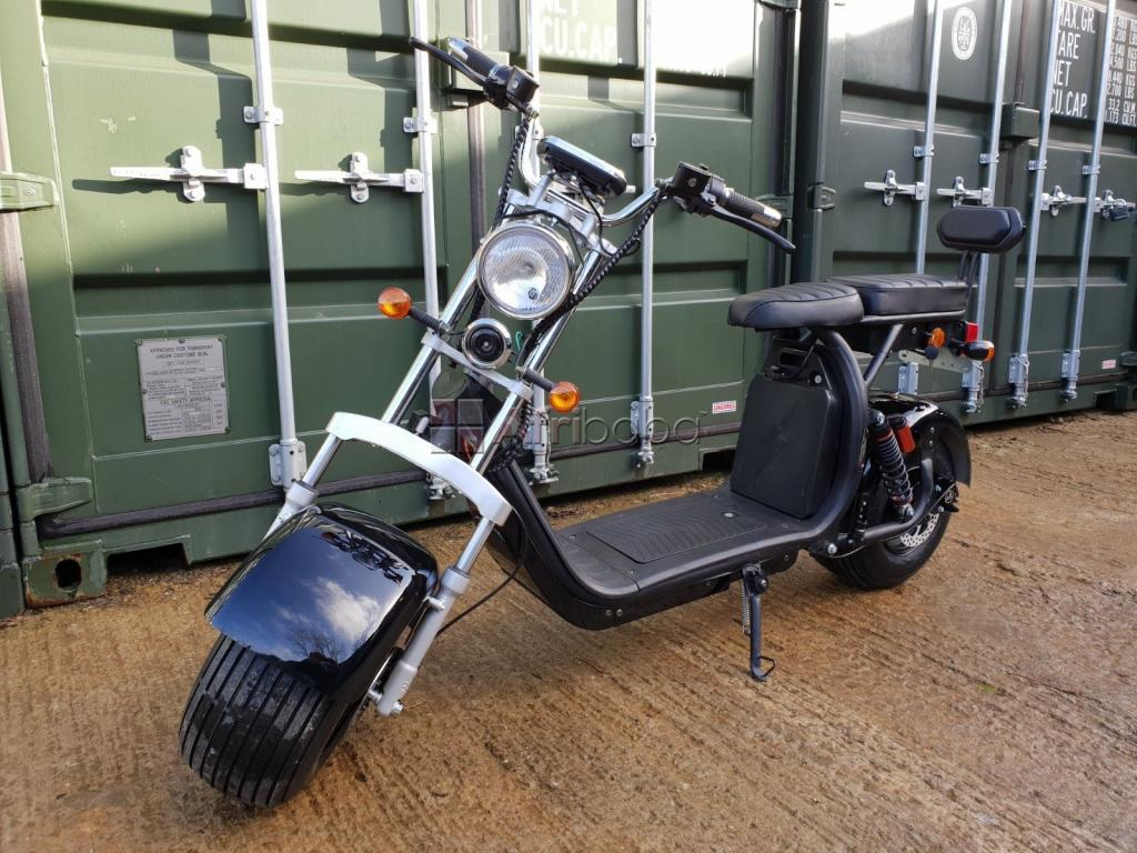For Sale Electric scooter citycoco 3000W motor with 20ah battery #1