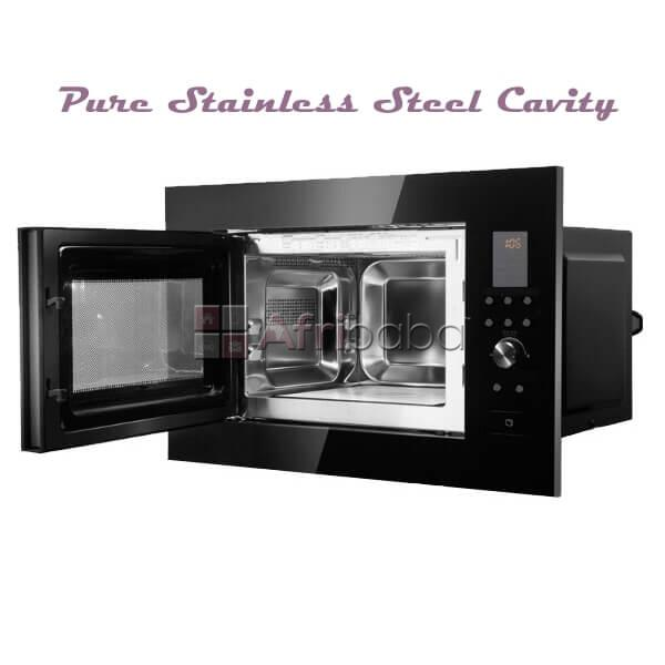 Newmatic 25eps built in microwave & grill #1