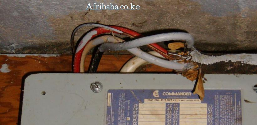 Plumbing and Electrical services mombasa #1