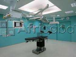 Surgical Theratre flooring services in Kenya
