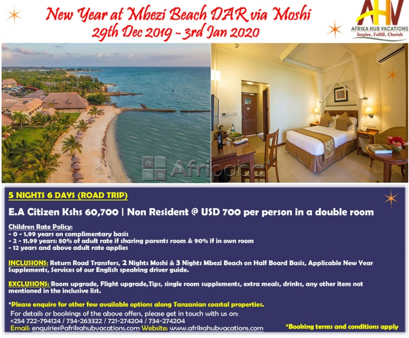 November, december & new year family holiday offers 2019 #1