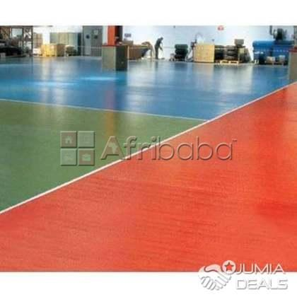 Polyurethane cement floor systems services in kenya