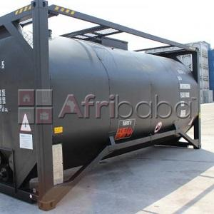 Custom Fabrication of Bitumen Containers #1