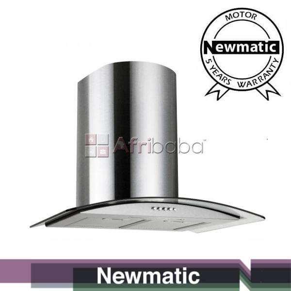 Newmatic H77.6P Kitchen Chimney Hood #1