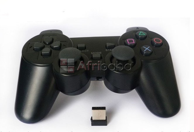 Wireless 3 in 1 gamepad for pc,ps2 and ps3