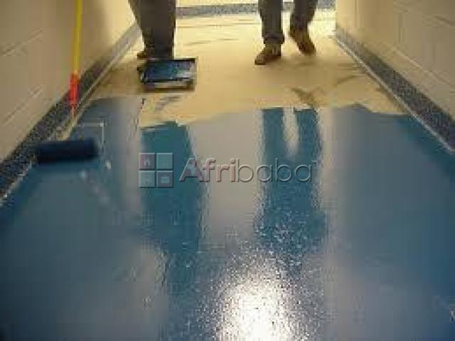 Industrial and commercial floor coating services in kenya.