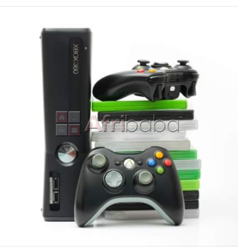 We install xbox 360 games @500/=