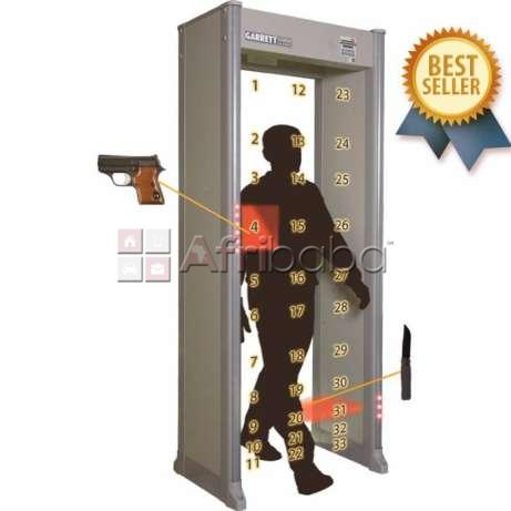 Walkthrough metal detectors in kenya
