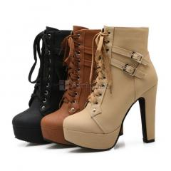 Fashionable boots trending