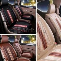 Leather Car Seat Covers #1