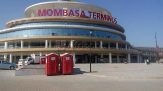 Mobile / Portable Toilets For Hire Mombasa.