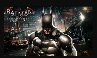 Batman Arkham Knight Laptop/Desktop Computer Game