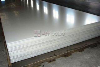 Stainless steel sheets distributors in Kenya