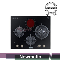 Newmatic PM631VSTGB Built in Cooker Hob