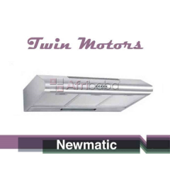 Newmatic H17.6X2 Kitchen Undermount Slim Hood
