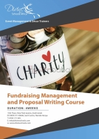 FUNDRAISING MANAGEMENT AND PROPOSAL WRITING