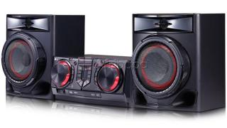 LG Home theatre and mini Hi-Fi's