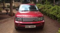 Range Rover Sport 2008 Supercharged
