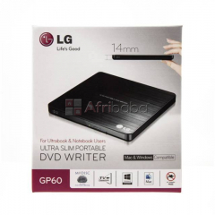 External high quality usb dvd writer