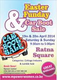 [19 Apr 2014 - 20 Apr 2014] Easter Funday & Car Boot Sale