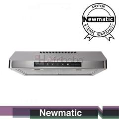 Newmatic H18.6X2 Undermount Chimney Slim Hood