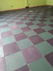 Rubber gym flooring services in Kenya Nairobi