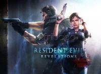 Resident 6 Evil Revelations Laptop/Desktop Computer Game.