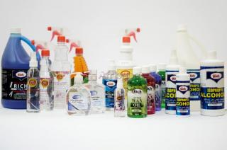 Required agents for selling detergents and cosmetic