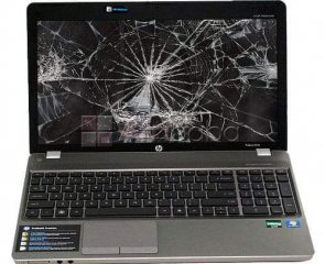 We do Broken Screen Laptop With new one @5500