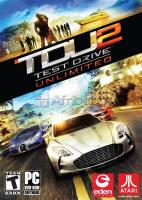 TEST DRIVE 2 Laptop/Desktop Computer Game.  PRICE : Ksh. 200/=