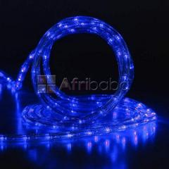 10meter led rope light 270bulbs, multicolor