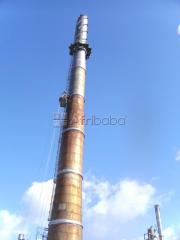 Fabrication and Repair of Chimneys.
