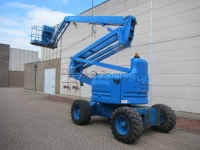 Articulating boom lifts and scissor lifts for hire
