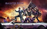 SAINTS ROW 4 Laptop/Desktop Computer Game.